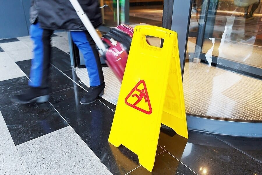 file a slip and fall lawsuit
