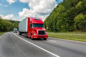 Finding a Trucking Company Liable for an Accident