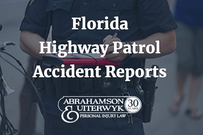 get your florida highway patrol  fhp  accident report